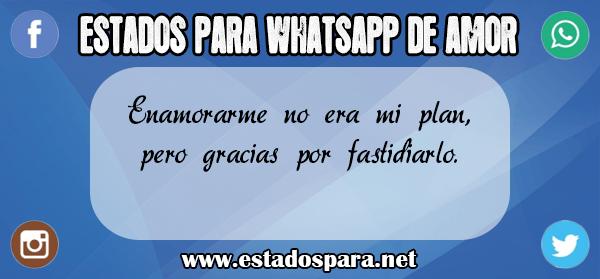 estados para whatsapp de amor dos