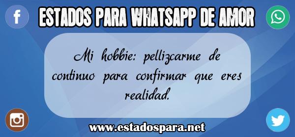 estados para whatsapp de amor uno